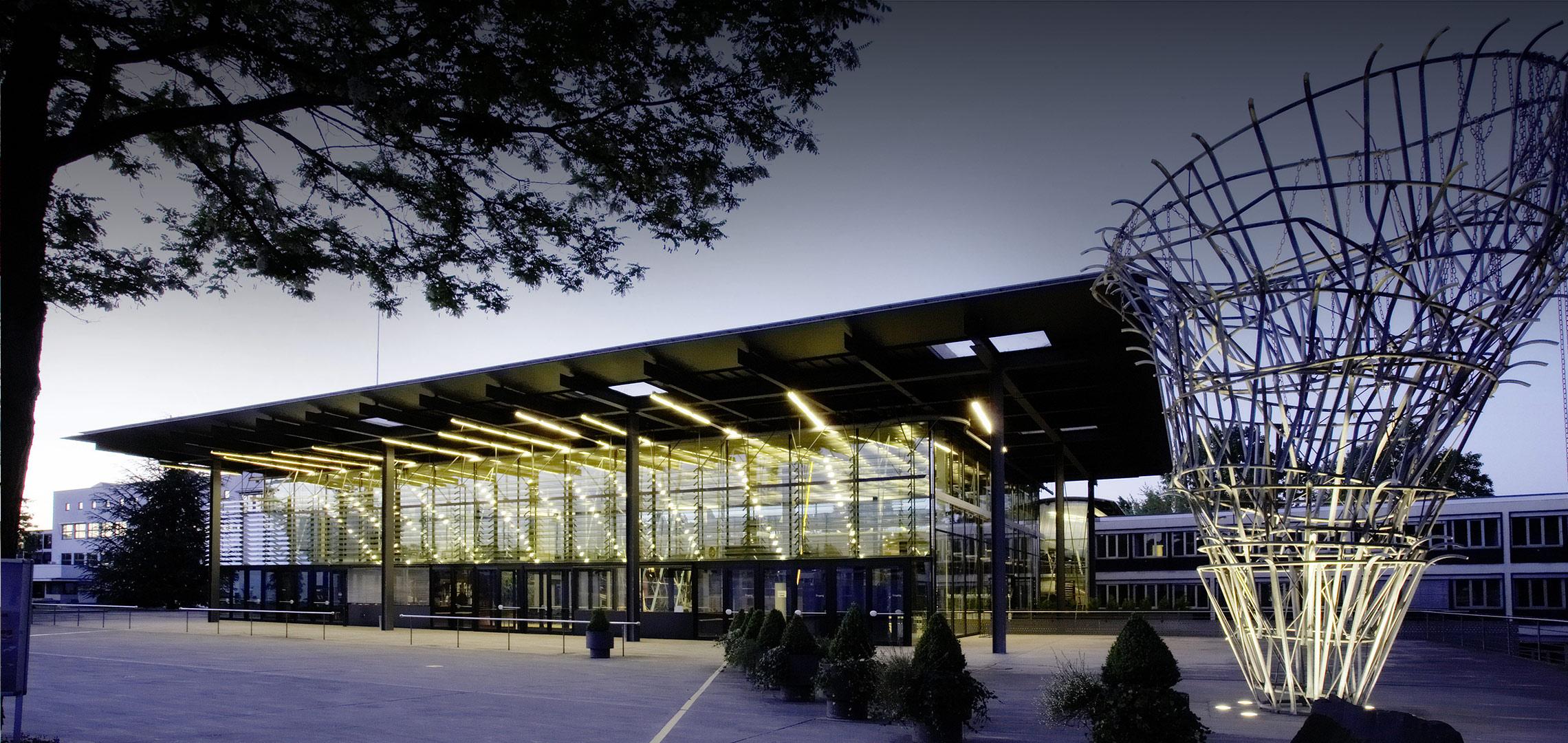 Das WCCB in Bonn
