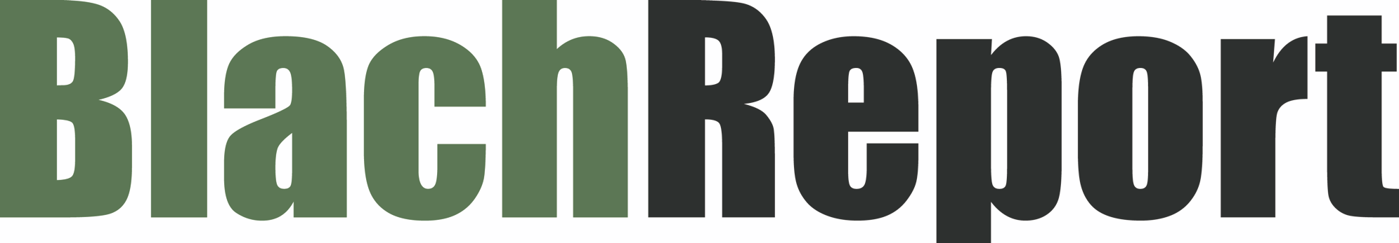 BlachReport Logo