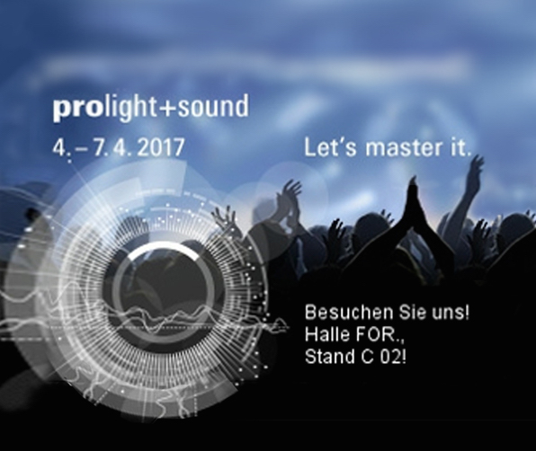 prolight und sound messe