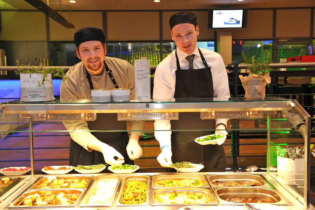 Broich Catering für den KFC Uerdingen