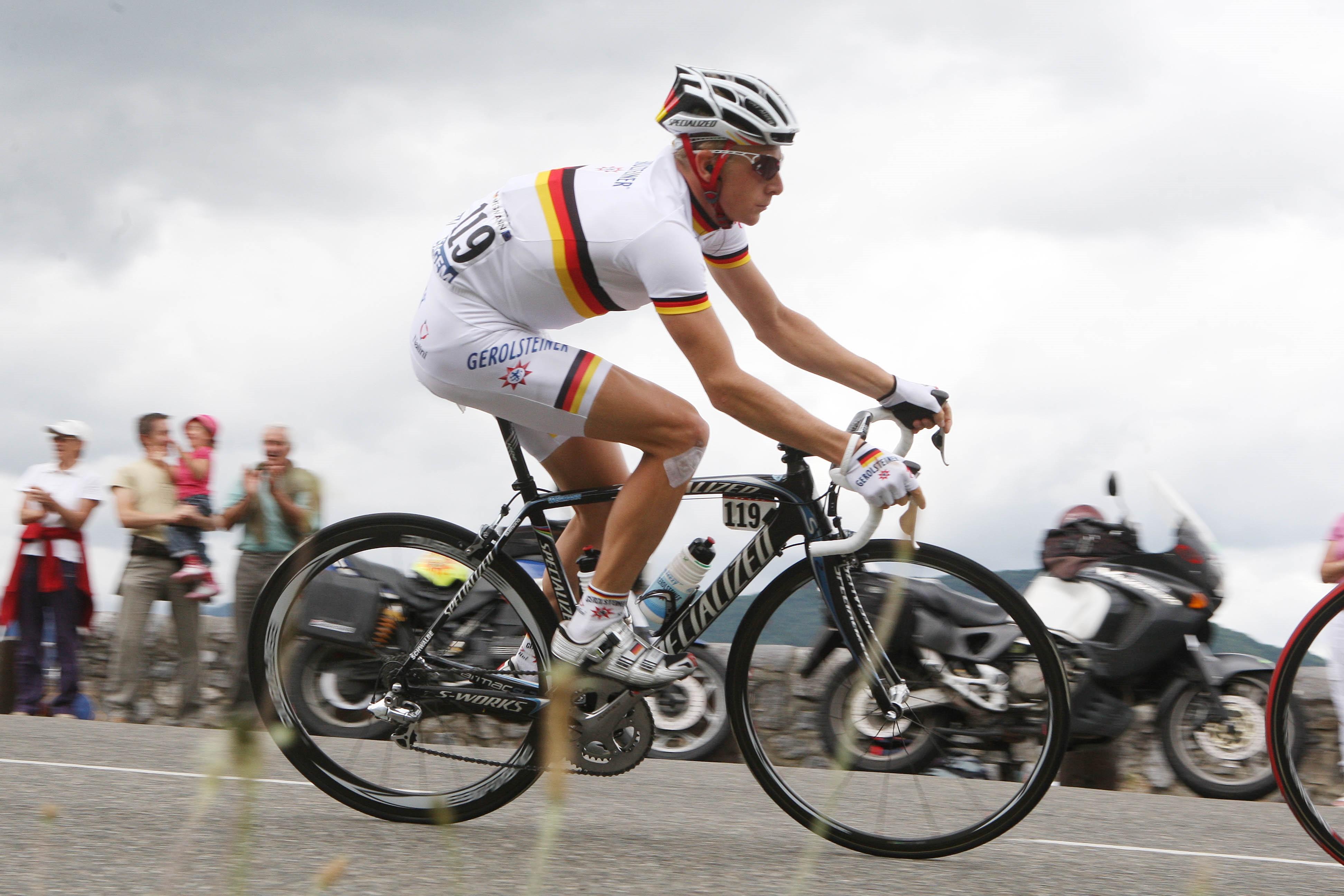 Fabian Wegmann–radsport profi