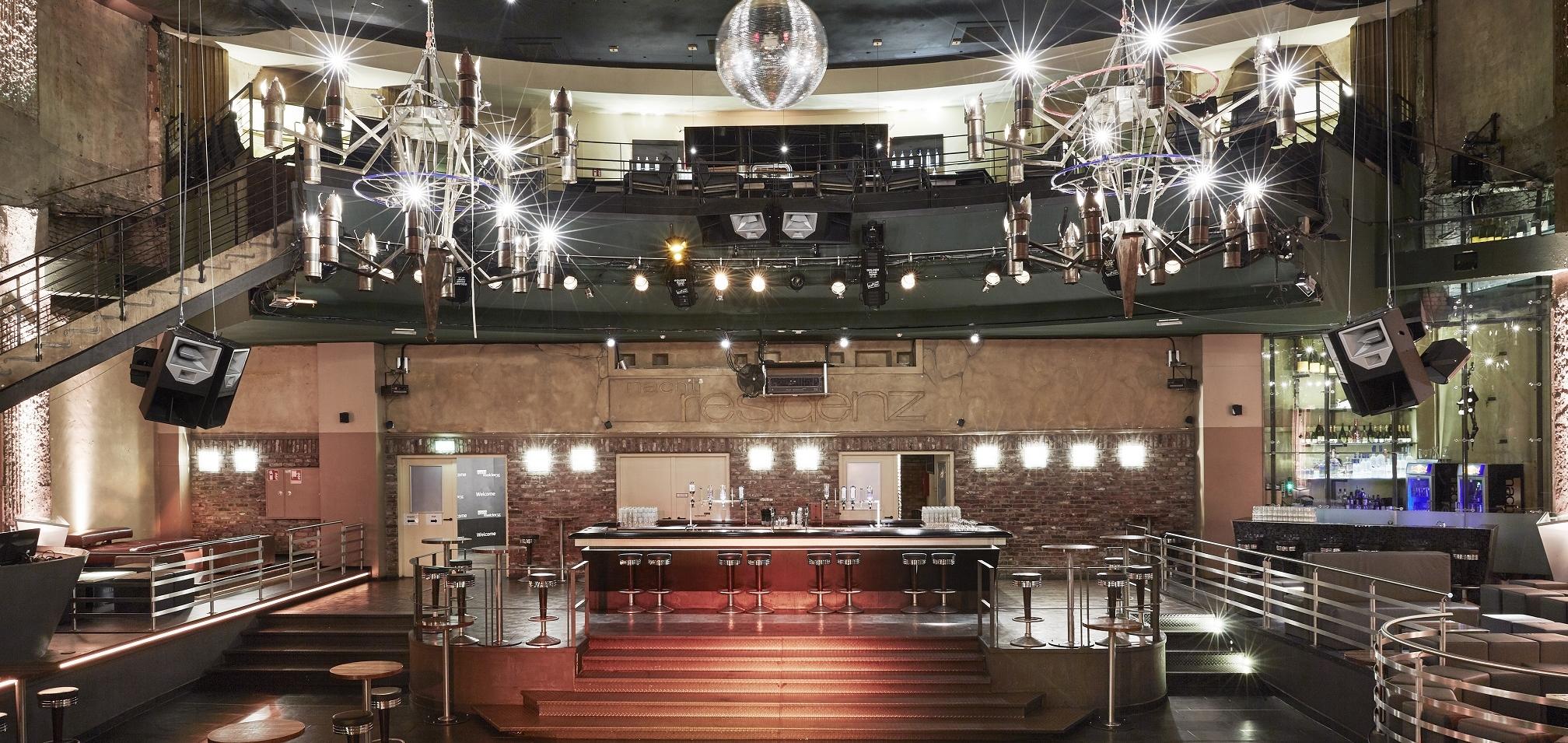 Nachtresidenz Kuppelsaal