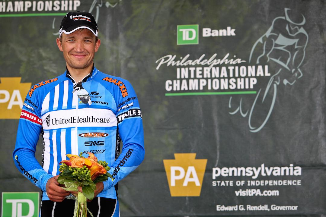 Ex-Radrennfahrer Robert Foerster