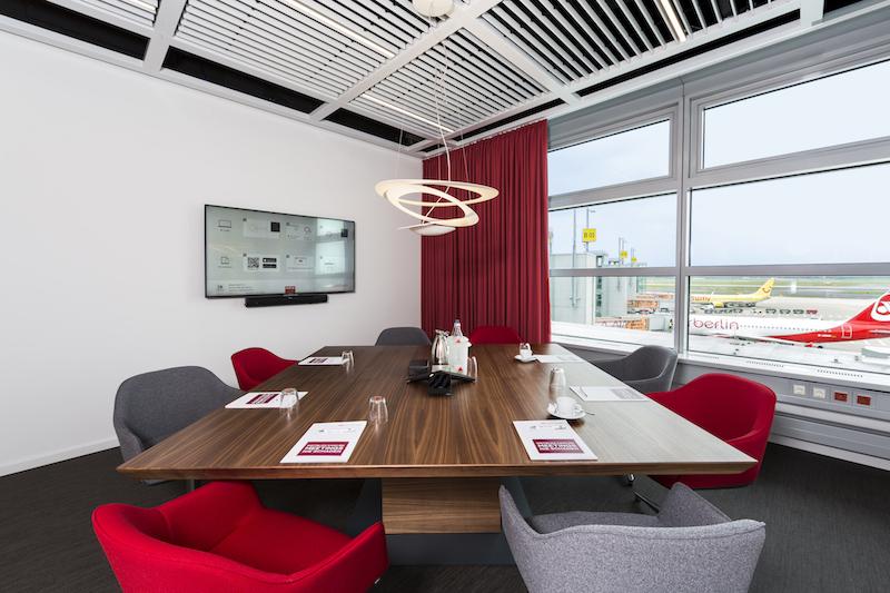 lounges flughafen duesseldorf-broich location