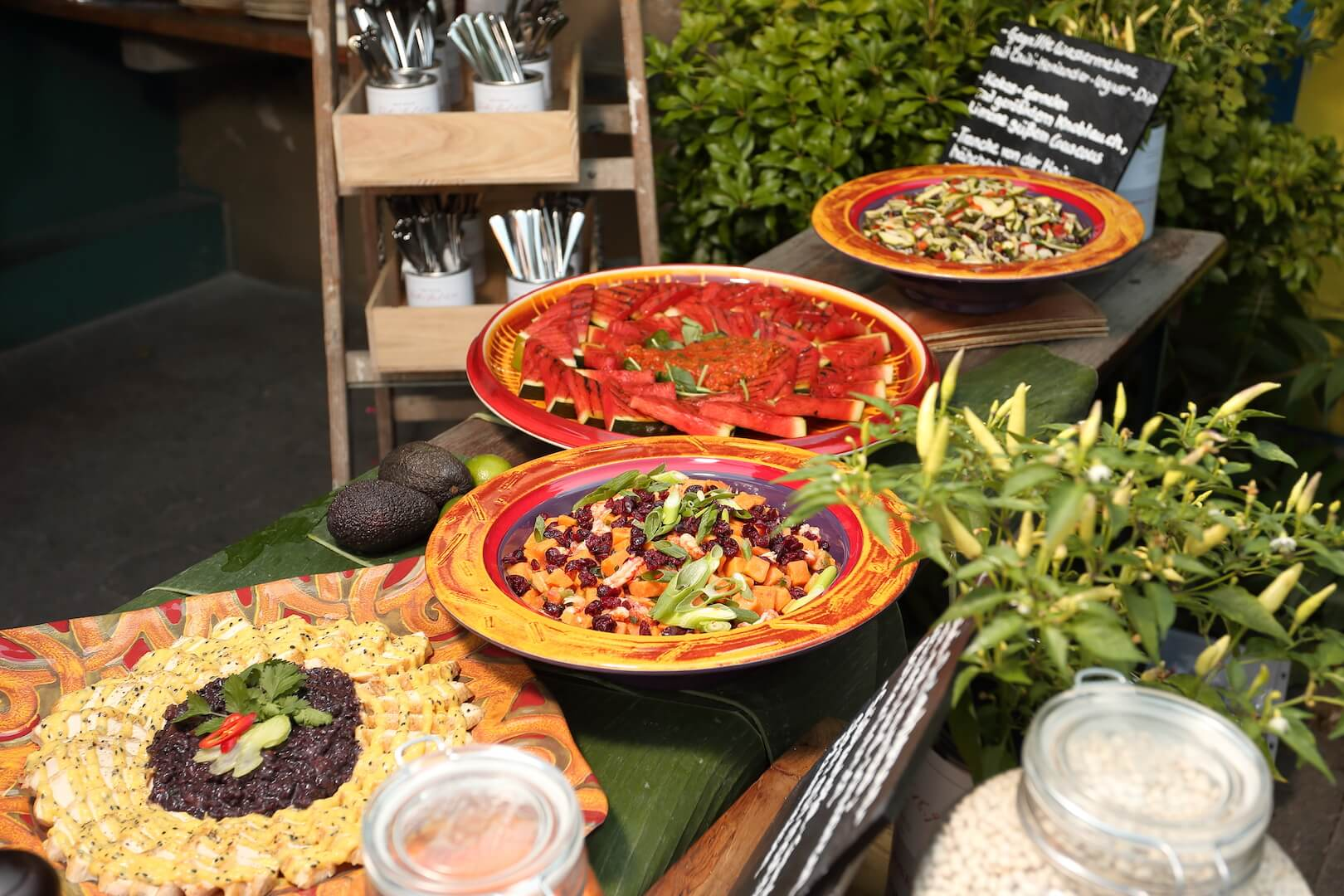 Broich Catering und Locations Veranstaltungen Sommerfest