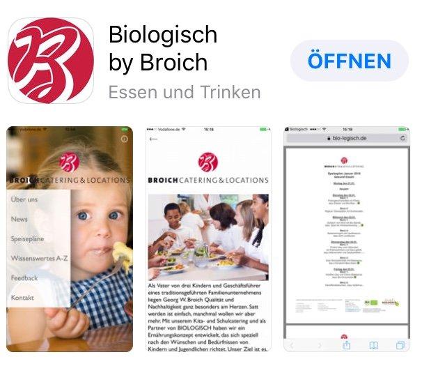 biologisch by broich - app