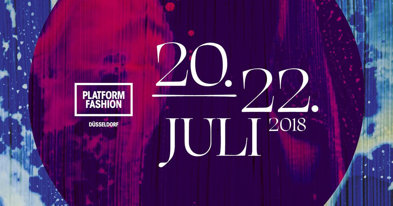 BROICH auf der Platform Fashion 2018 Areal boehle_Veranstaltungsbild_500x262