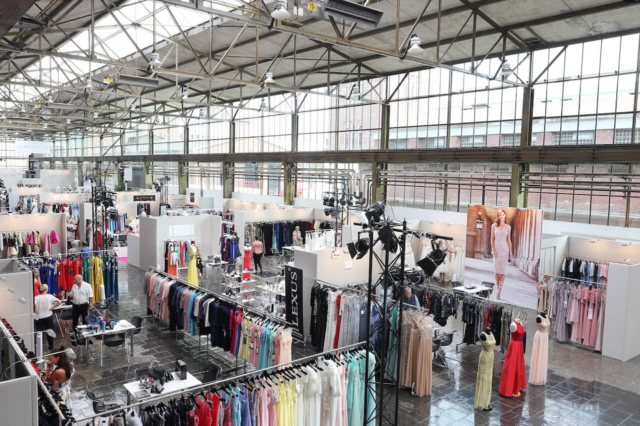 Broich Catering und Locations Veranstaltungen 2016 Areal_Gallery_Platform fashion