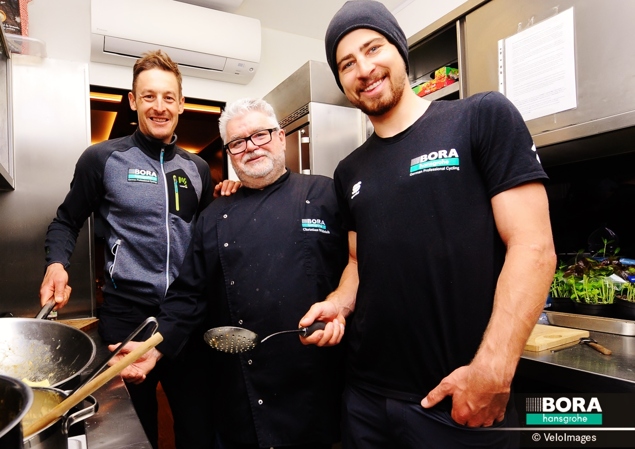 BROICH betreut das Team BORA Hansgrohe weiter | BROICH Magazin