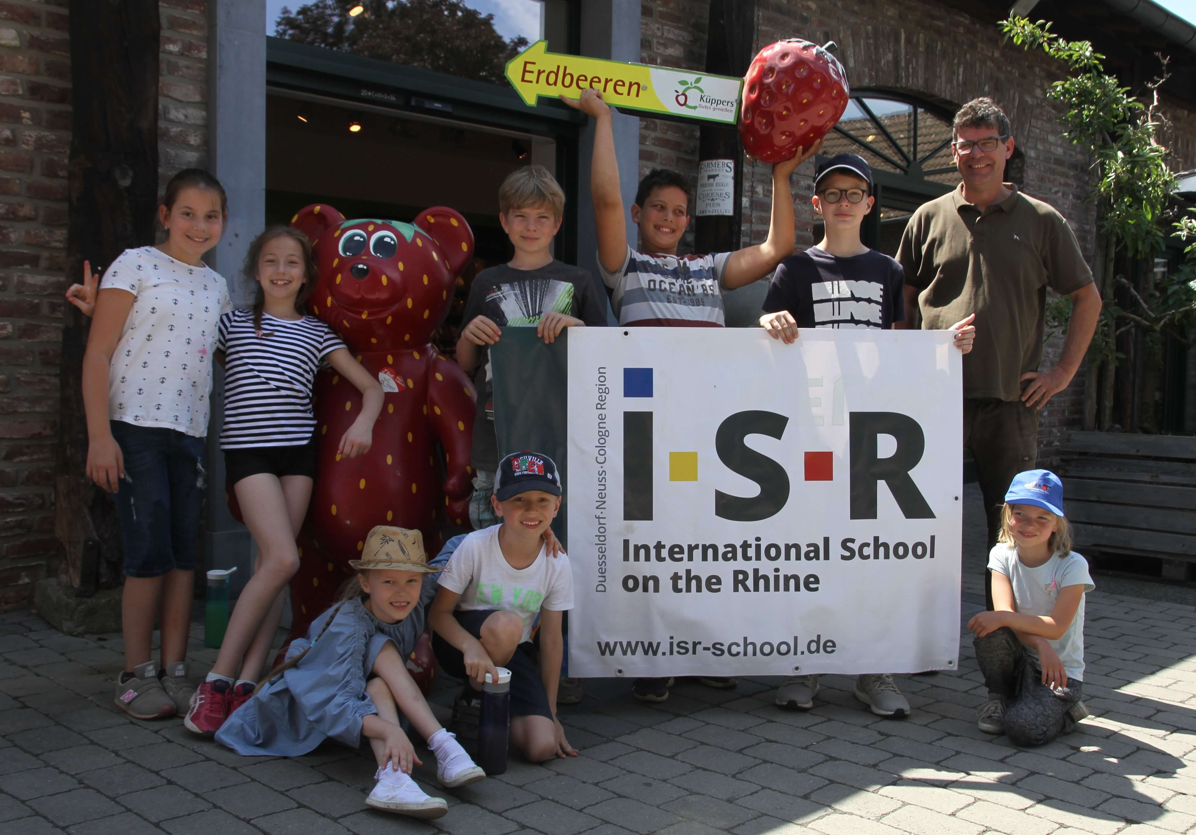 ISR Cooking Camp | BROICH Magazin