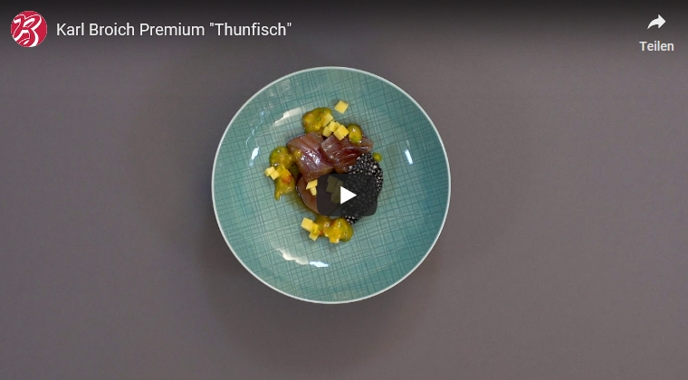 THUNFISCH CEVICHE | CATERING