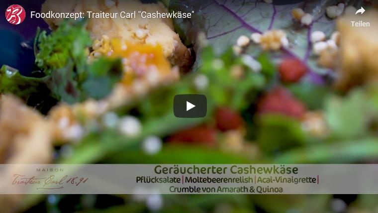 Cashewkäse-Spezialität | BROICH Catering