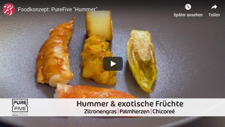Hummerspezialität | BROICH Catering