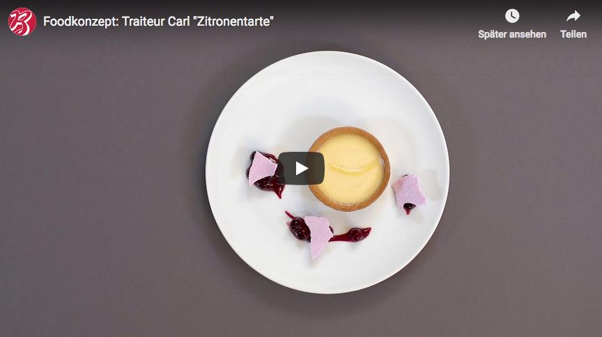 Ein Dessert für Genießer | PREMIUM CATERING