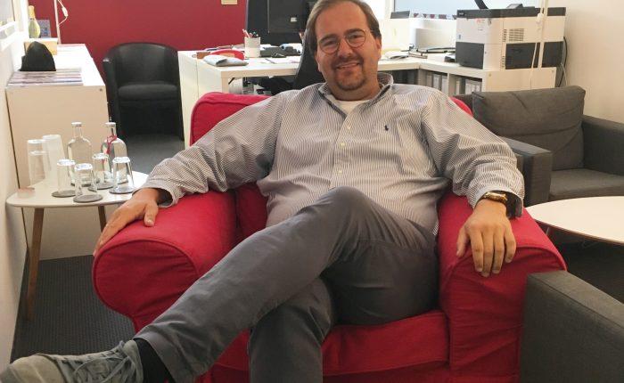 Fragen an Lars Wessel | BROICH