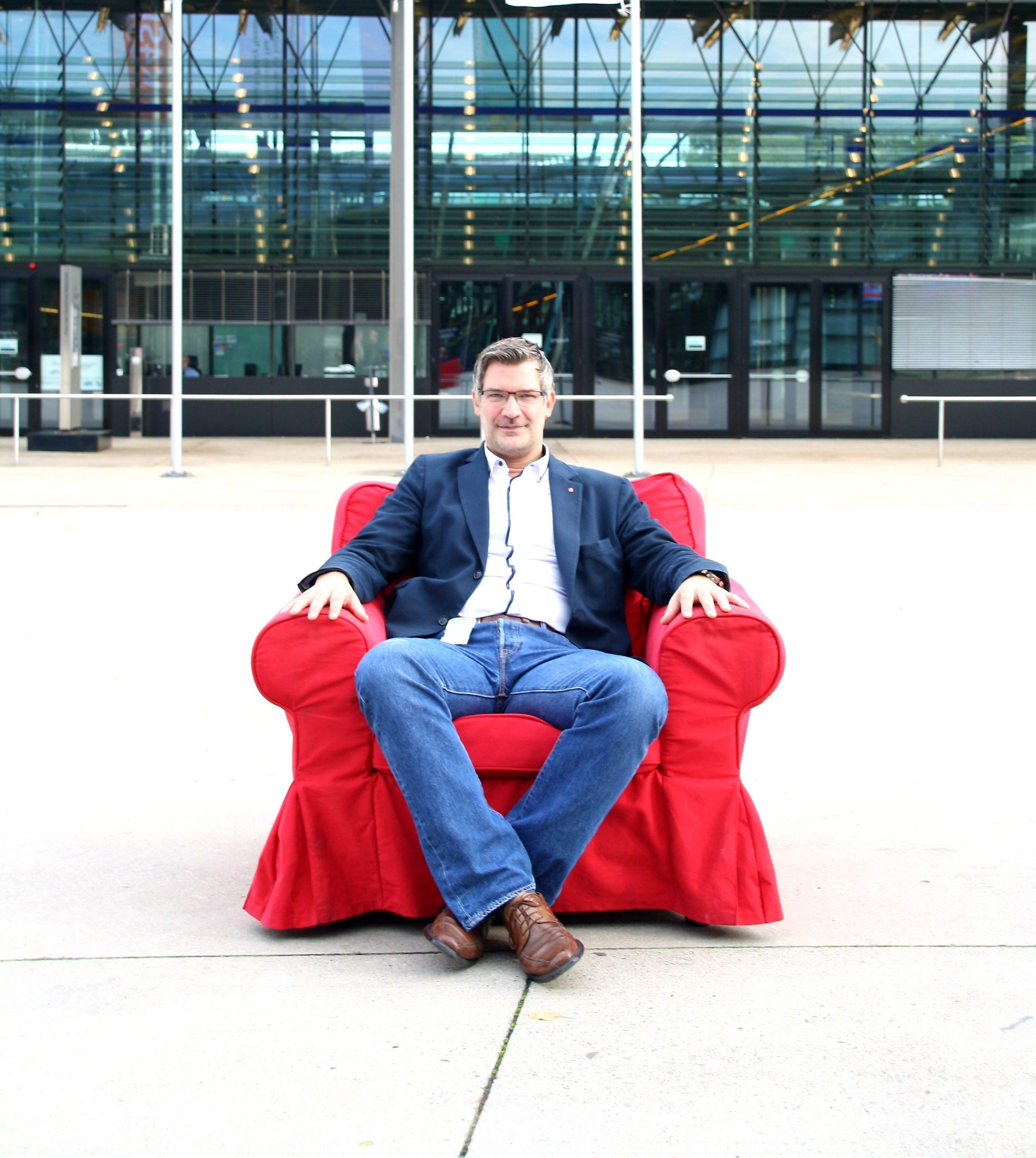 Stephan Schwarz im Interview   BROICH CATERING